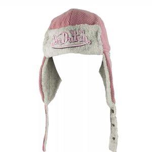 Authentic Von Dutch Trapper Hat